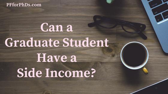 grad student side income