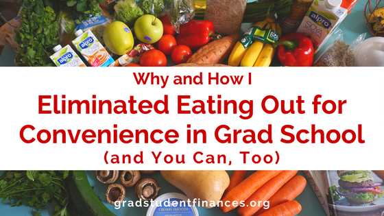 eliminated eating out