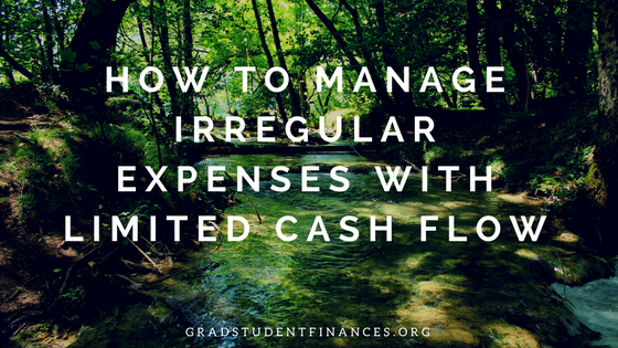 irregular expenses