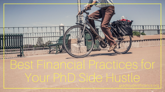 PhD side hustle