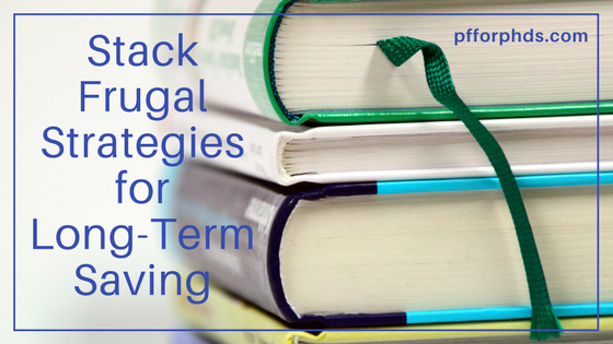 stack frugal strategies