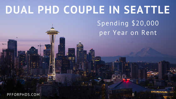 dual PhD couple Seattle