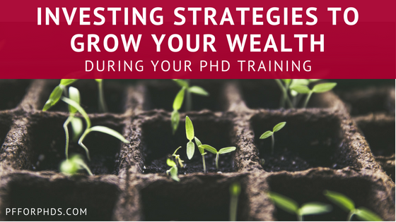 investing strategies phd training