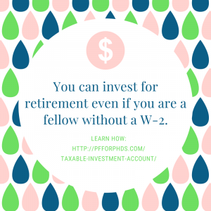 taxable investment webinar