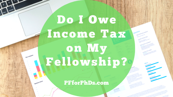 income tax fellowship