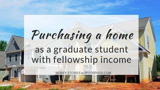 homeowner grad student