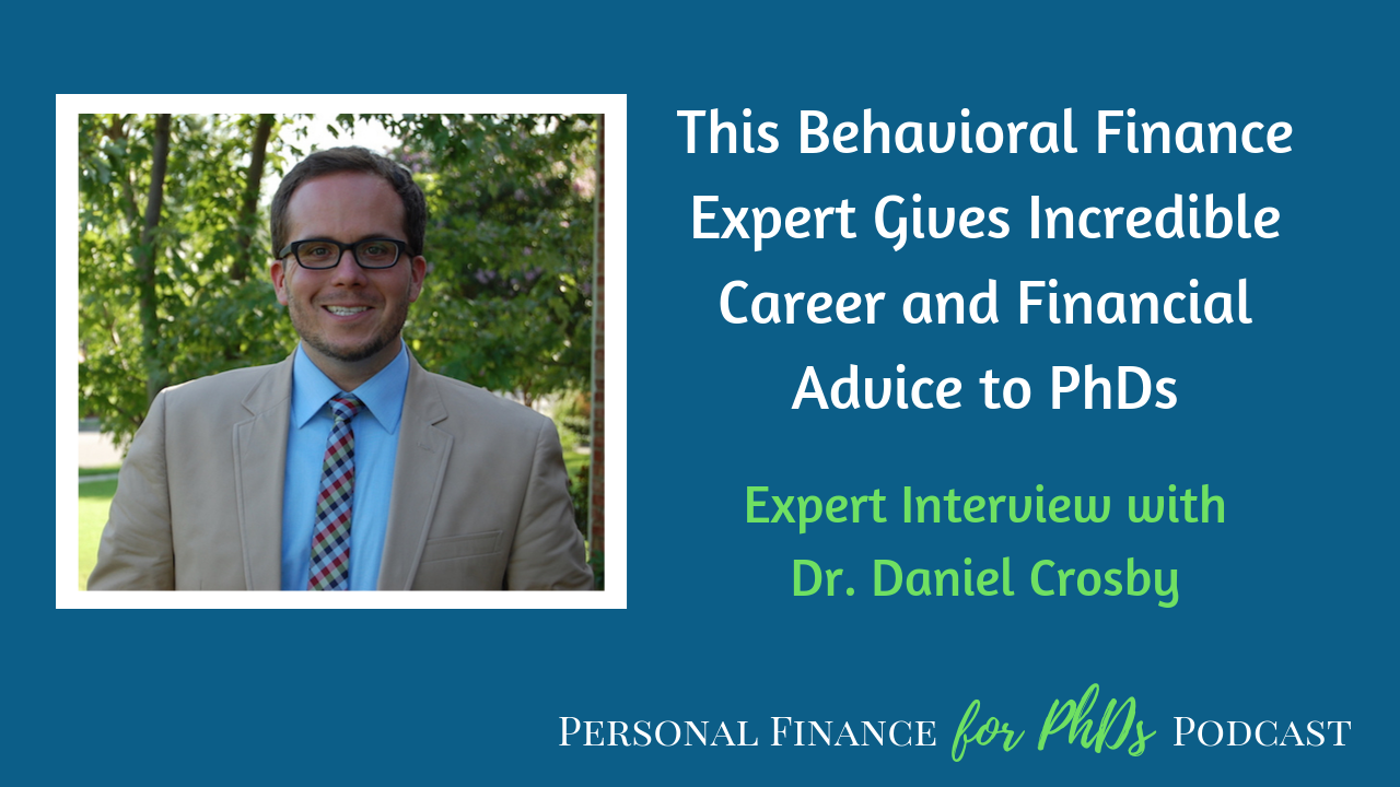 PhD behavioral finance