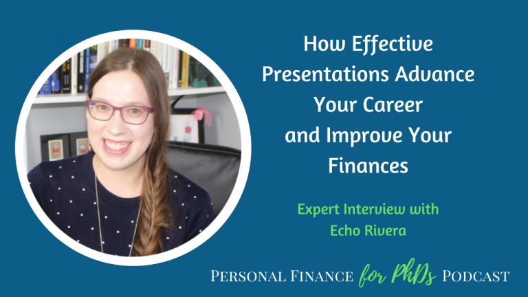 effective presenting PhDs