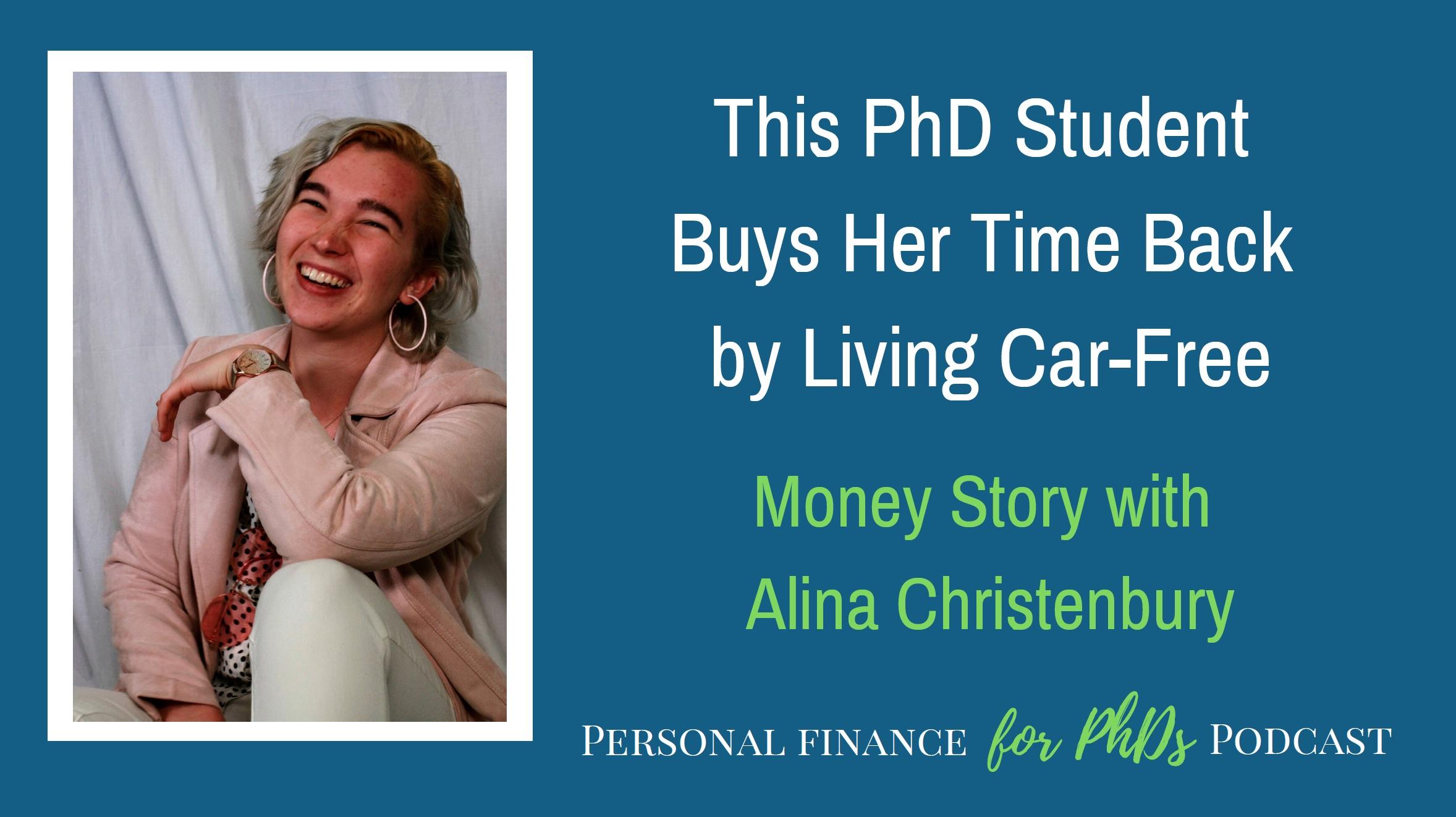 grad student car-free