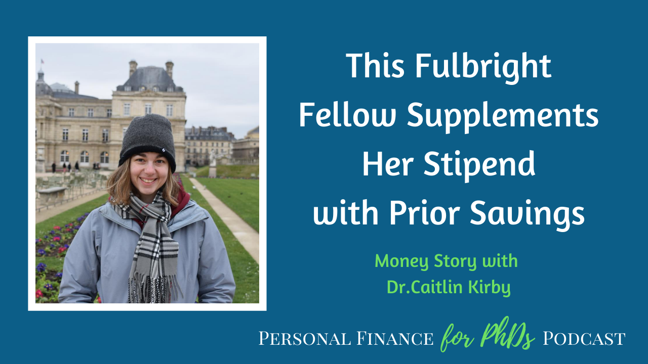 Fulbright fellowship stipend