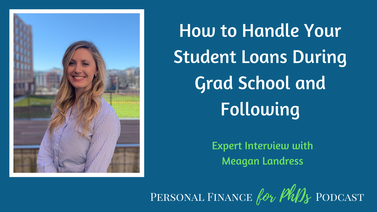 student loans grad school