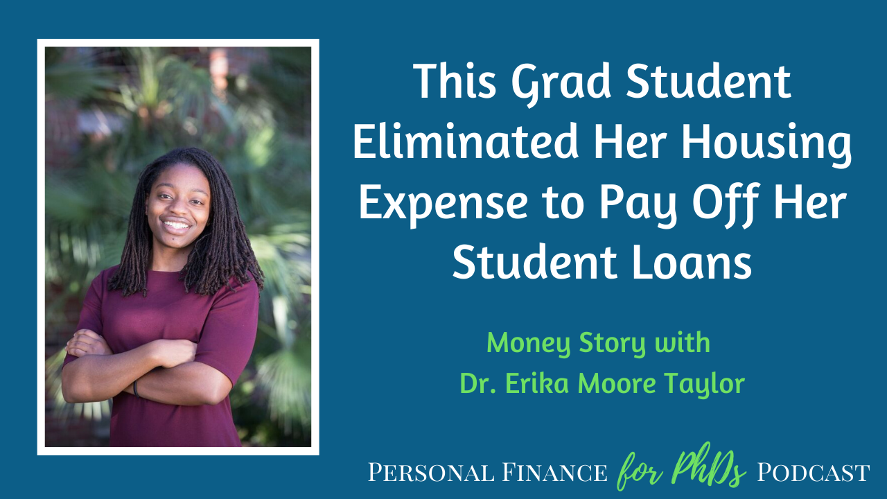 Eliminate housing expense to pay off student loans