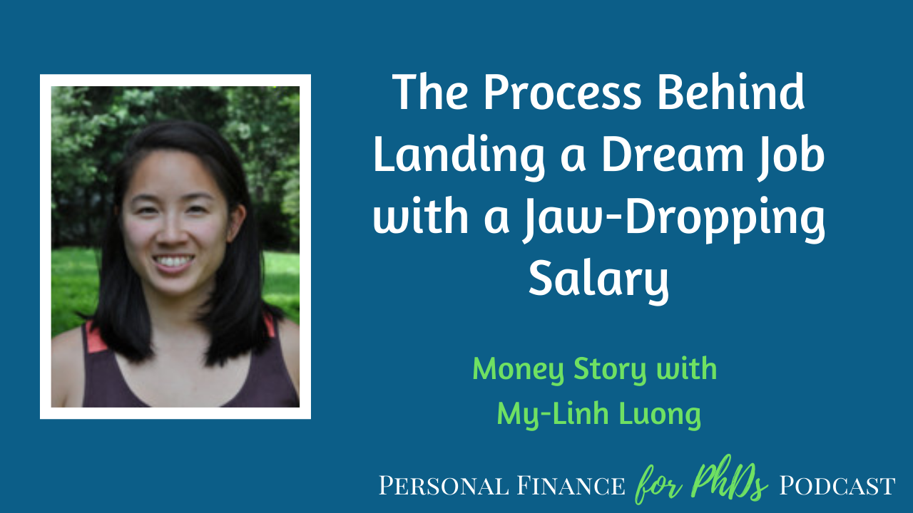 process behind landing dream job with jaw-dropping salary