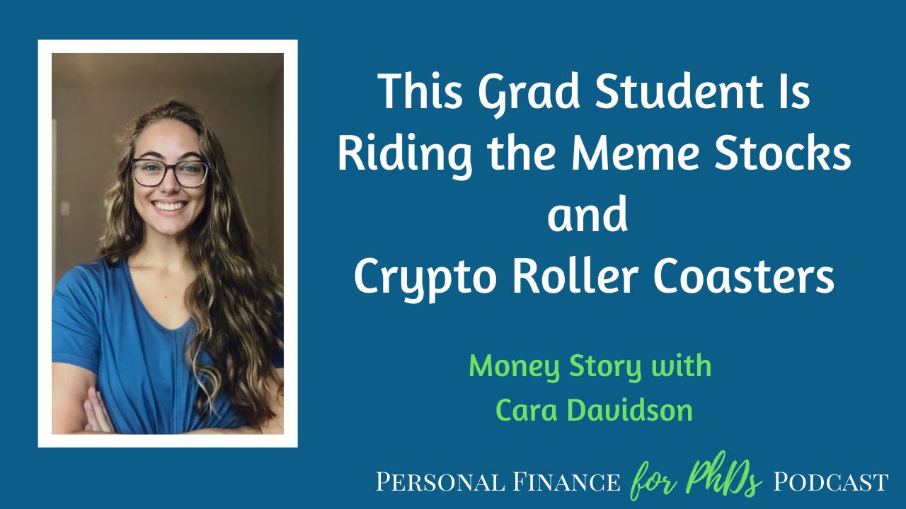 grad student meme stocks and crypto
